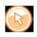 Clicky logo