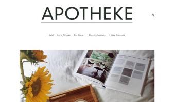 eCommerce website: Apotheke