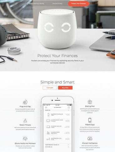 eCommerce website: CUJO