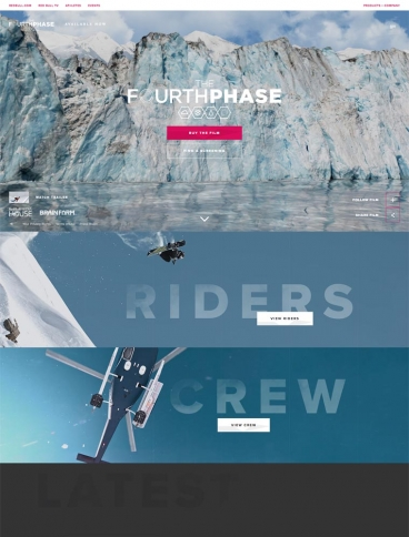 eCommerce website: The Fourth Phase