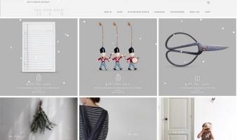 eCommerce website: Tea and Kate