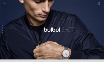 eCommerce website: Bulbul Watches