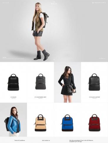 eCommerce website: Bartaile