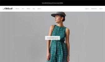 eCommerce website: Mohawk