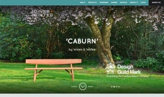 eCommerce website: Joined and Jointed