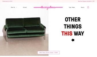 eCommerce website: Coming Soon