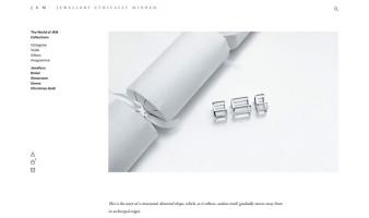 eCommerce website: JEM