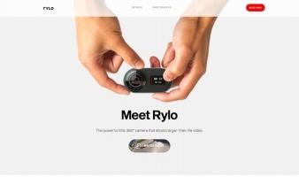 eCommerce website: Rylo Inc