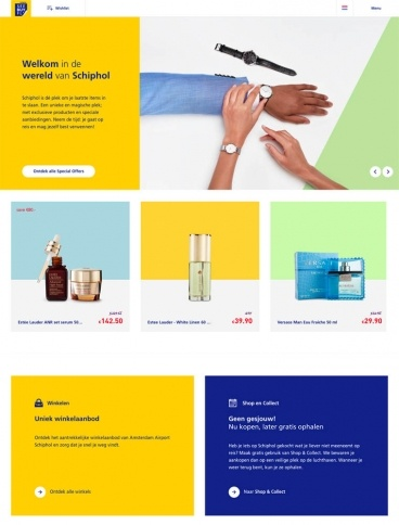 eCommerce website: See Buy Fly
