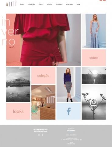 eCommerce website: Litt'