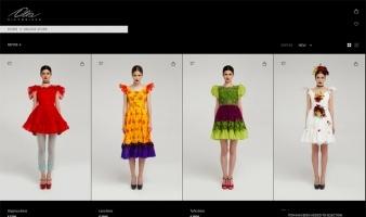 eCommerce website: Olia Victorieva