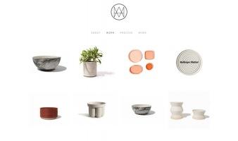 eCommerce website: Andrew Molleur