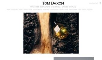 eCommerce website: Tom Daxon