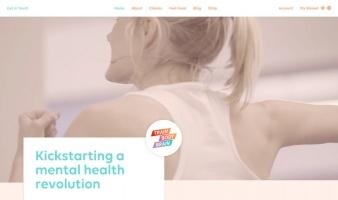 eCommerce website: Train Body Brain