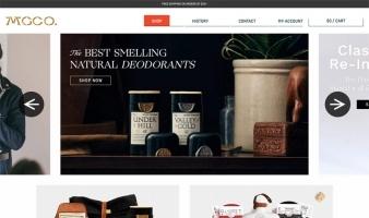 eCommerce website: Misc. Goods Co.
