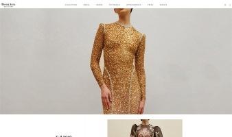 eCommerce website: Reem Acra
