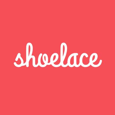 Shoelace logo
