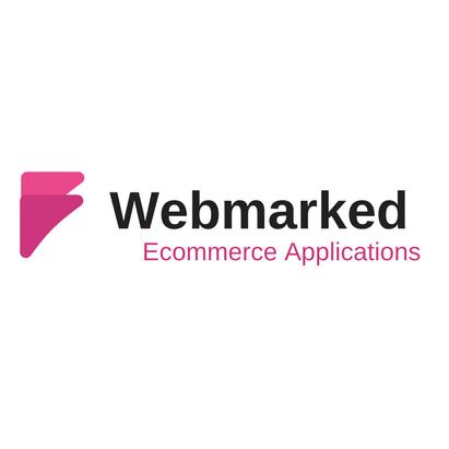 Webmarked logo
