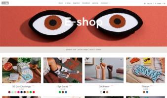 eCommerce website: DOIY