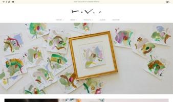 eCommerce website: Raven Roxanne