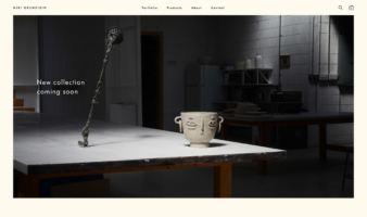 eCommerce website: Miri Orenstein