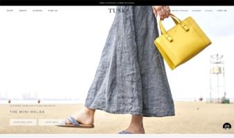 eCommerce website: Tusk