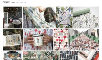 eCommerce website: Boccaccini Meadows
