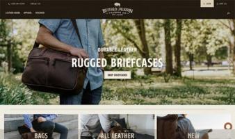 eCommerce website: Buffalo Jackson Trading Co.