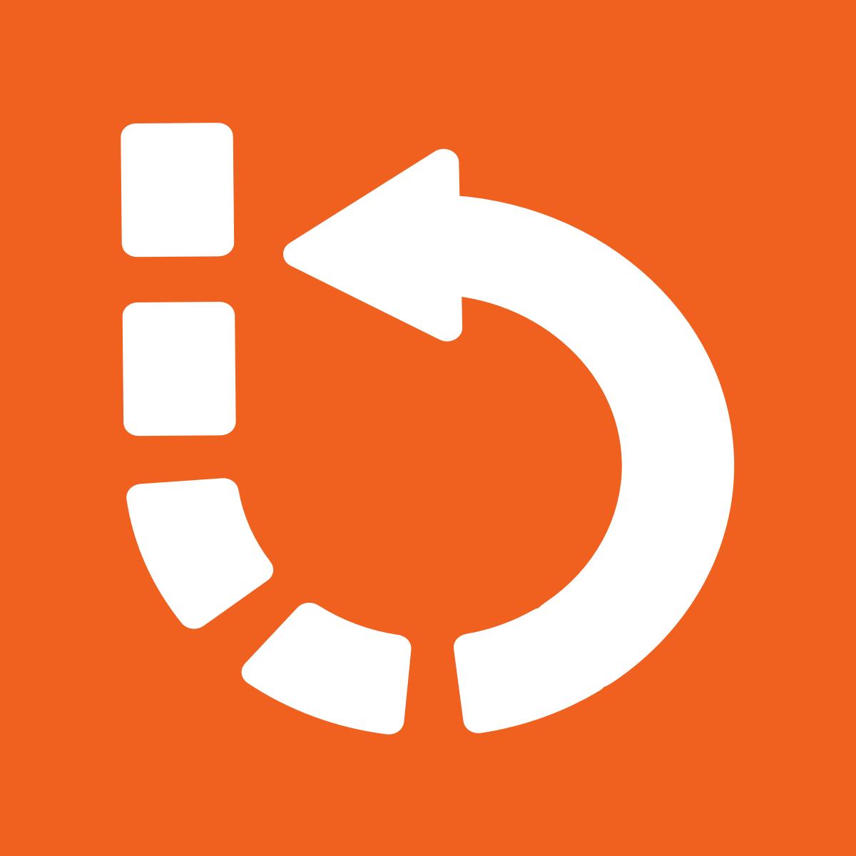Back in Stock logo