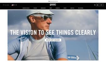 eCommerce website: POC