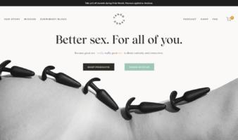 eCommerce website: Tango