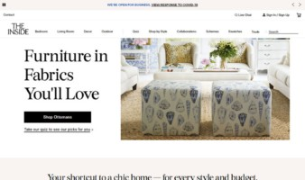 eCommerce website: The Inside
