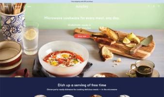 eCommerce website: Anyday