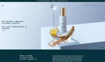 eCommerce website: Venn