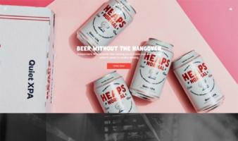 eCommerce website: Heaps Normal