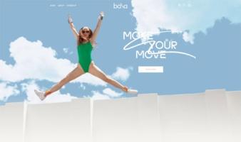 eCommerce website: Bala