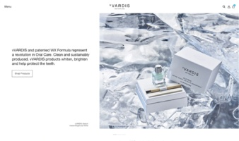 eCommerce website: vVardis