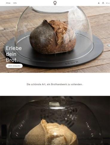 eCommerce website: BROVN