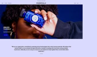 eCommerce website: Forfolk