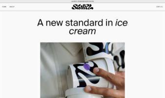 eCommerce website: Swirl