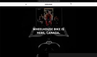 eCommerce website: Wheelhouse
