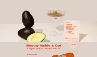 eCommerce website: Beauty Dose